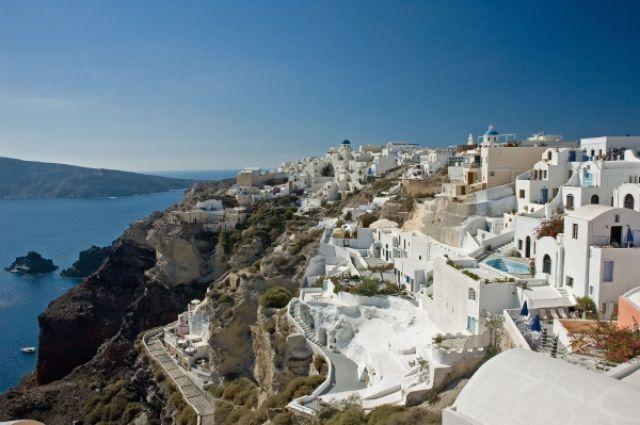 Zdjęcia: Oia, Santorini, Miasteczko Oia, Santorini, GRECJA