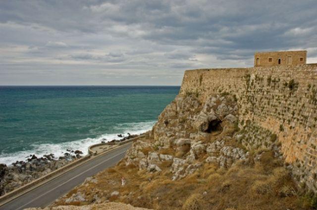 Zdj�cia: Rethymno, Kreta, Wenecka twierdza w Rethymno, GRECJA