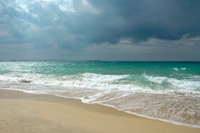 """Zdjęcia: Naxos, Cyklady, """"czasem słońce, czasem deszcz"""", GRECJA"""