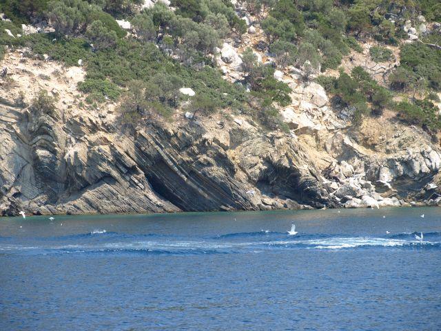 """Zdjęcia: kelifos, Chalkidiki, """"plaża"""" wyspy, GRECJA"""