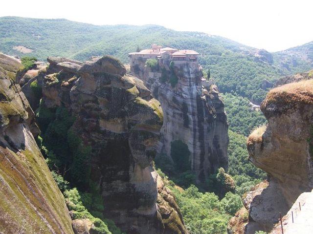 Zdjęcia: Klasztor Meteory, Riwiera Olimpijska, Meteory, GRECJA