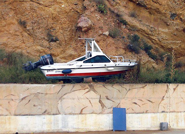 Zdjęcia: Thassos, motoryzacja na wyspie 2, GRECJA