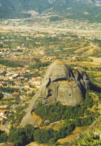 Zdj�cia: Klasztory Meteora, Klasztory Meteora, GRECJA
