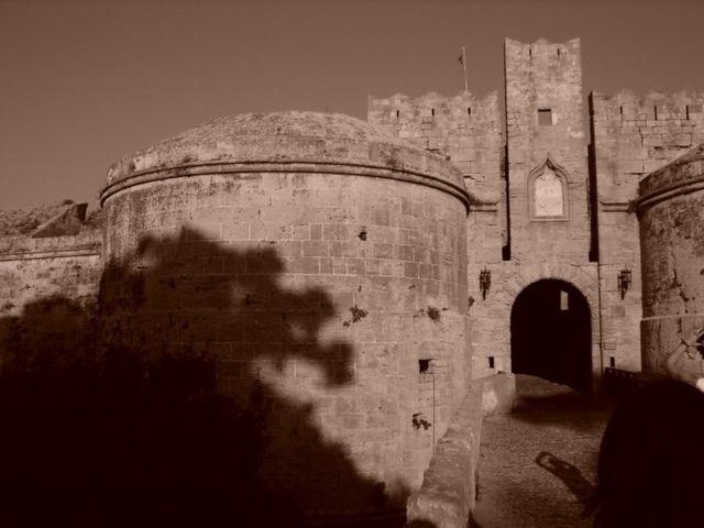 Zdjęcia: Stare Miasto - Brama wejściowa, Rodos, Rodos, GRECJA