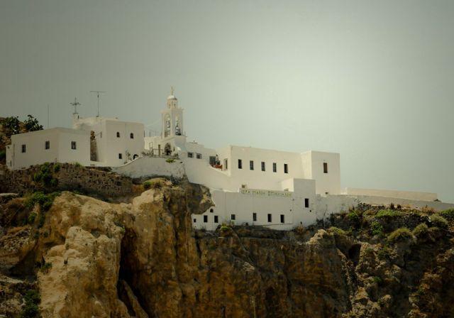 Zdj�cia: Wyspa Nissiros, Kosci� , GRECJA