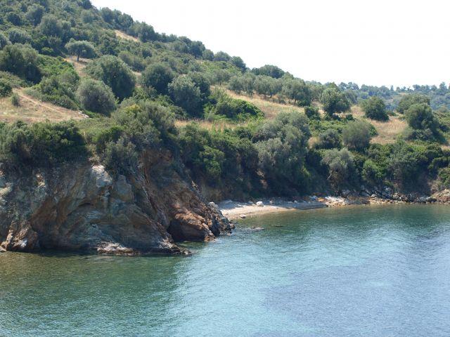 Zdjęcia: sithonia, Chalkidiki, zachodnie brzegi, GRECJA
