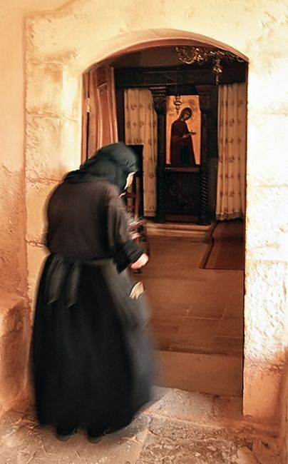 Zdjęcia: Kreta, Klasztor Moni Arkadi, Kreta Zachodnia, Moni Arkadi, GRECJA