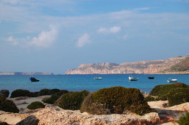 Zdjęcia: Kreta, Kreta, prawie jak fiord , GRECJA