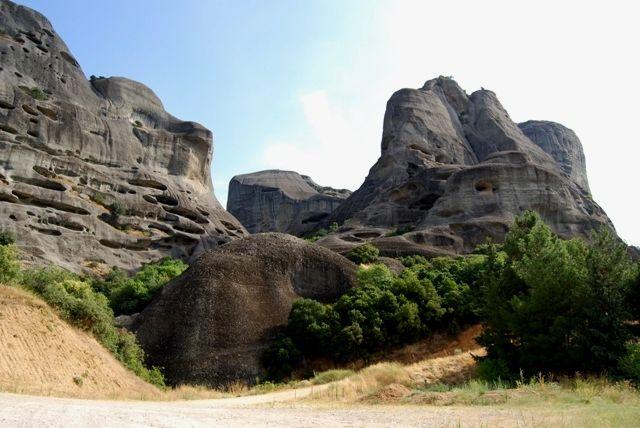 Zdjęcia: Kalambaka, ..., GRECJA