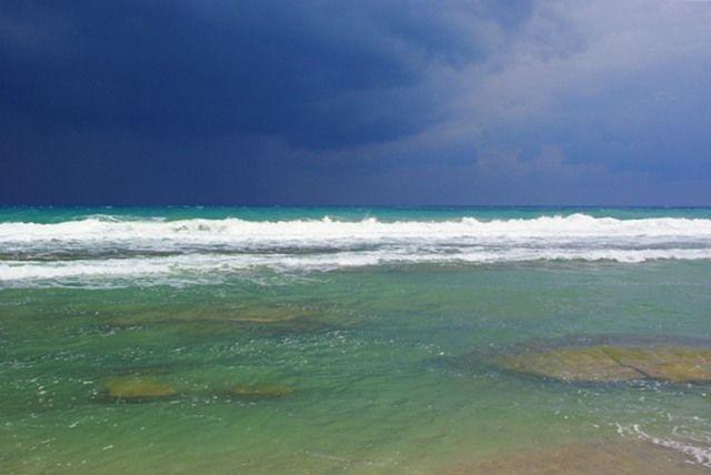 Zdjęcia: Hersonissos/Anissaras, Kreta, Za chwilę ulewa, GRECJA