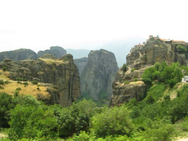 Zdjęcia: Masyw Meteory, Tesalia, METEORY, GRECJA