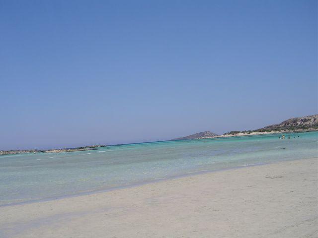 Zdjęcia: Elafonisi, Kreta, Plaża, GRECJA