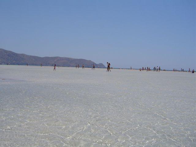 Zdjęcia: Elafonisi, Kreta, Plaze w Elafonisi, GRECJA