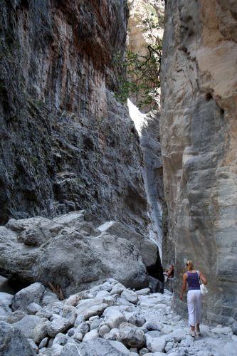 Zdjęcia: Kreta, Samaria, Kreta, Wąwóz Samaria 4, GRECJA