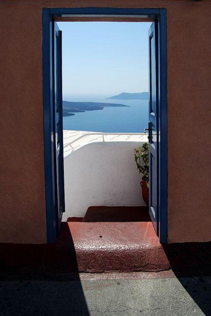 Zdjęcia: Fira, Santorini, ...., GRECJA