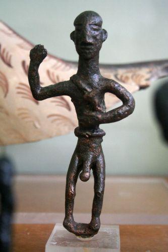 Zdj�cia: Muzeum Archeologiczne Heraklion, Heraklion, Eksponat :-), GRECJA