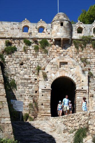 Zdjęcia: Rethymon, Rethymon, Twierdza, GRECJA