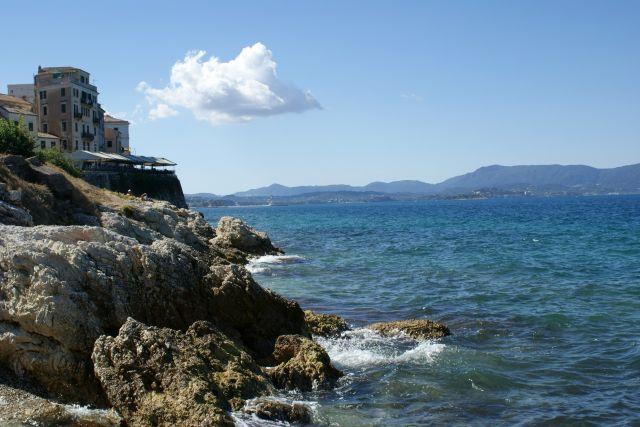 Zdjęcia: Keikira, Korfu, Keikira, GRECJA