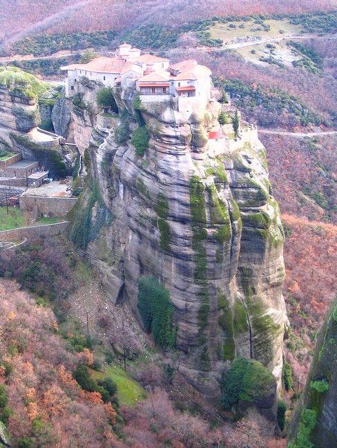 Zdjęcia: okolica miasta Kalampaka, Tesalia, Meteory, GRECJA