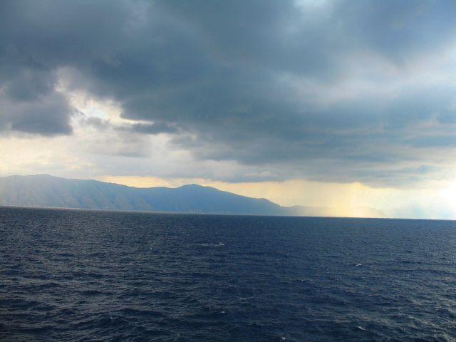Zdjęcia: Morze Śródziemne, Morze Śródziemne, Góry Pindos - Albania, ALBANIA