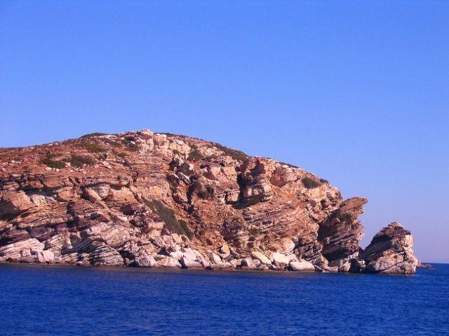Zdjęcia: Morze Egejskie, Morze Egejskie, Wyspa czy żółw?, GRECJA