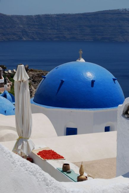 Zdjęcia: Fira, Santorini, suszone pomidory, GRECJA