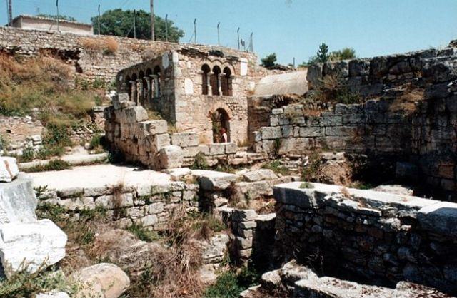 Zdjęcia: KORYNT, Korynt, GRECJA