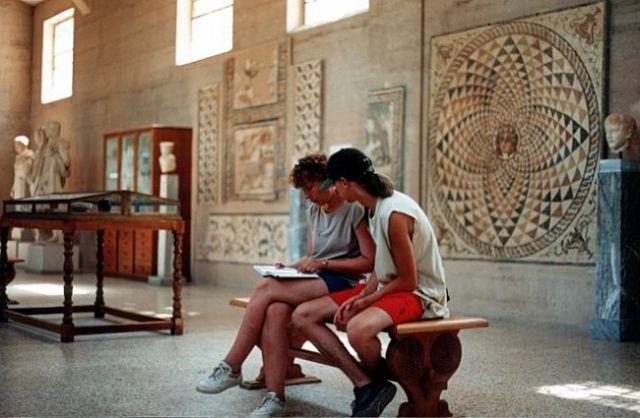 Zdjęcia: KORYNT, W Muzeum Archeologicznym., GRECJA