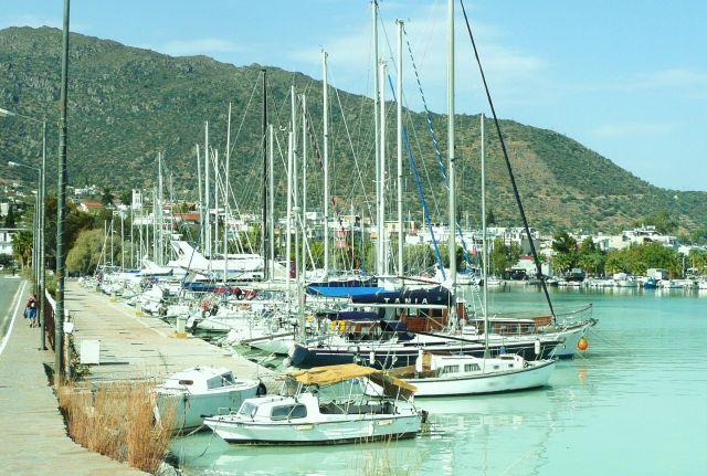 Zdjęcia: Methana, Peloponez, Methana - marina, GRECJA