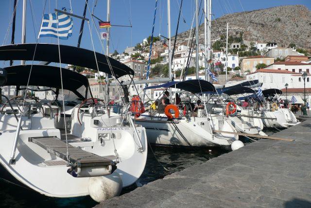Zdjęcia: Nabrzeże, Poros, Poros, GRECJA