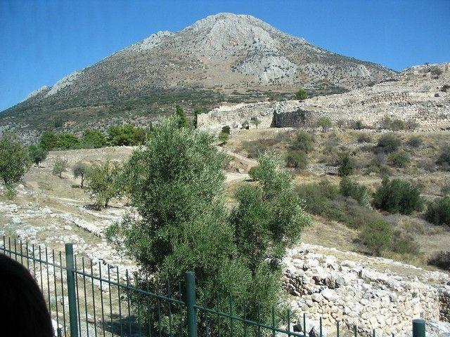 Zdjęcia: Peloponez,  Peloponez, Greckie krajobrazy, GRECJA
