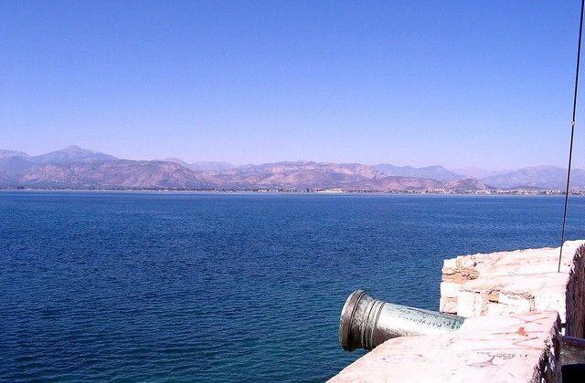 Zdjęcia: Nafplion, Peloponez, w cieniu twierdzy, GRECJA