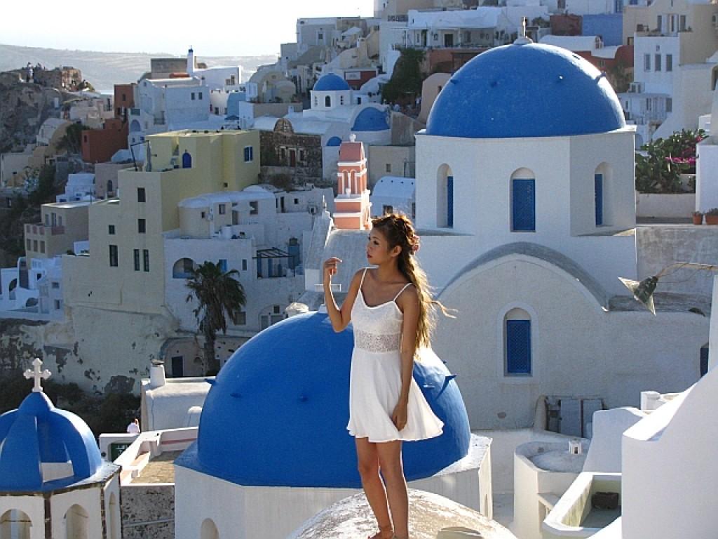 Zdjęcia: Santorini , Cyklady, Oia, GRECJA