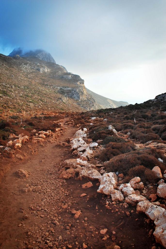 Zdjęcia: Gramvousa/Balos, Kreta, Mars, GRECJA