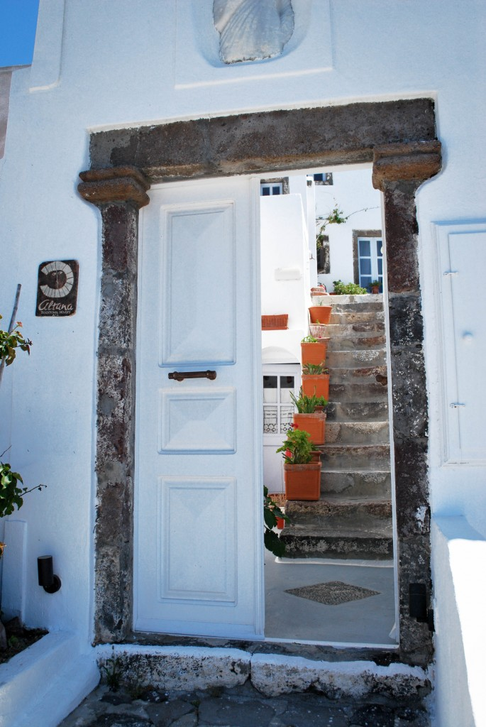 Zdjęcia: Fira, Santorini, Fira, GRECJA