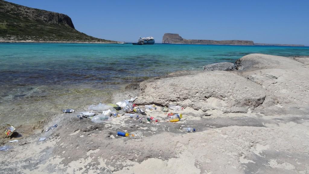 """Zdjęcia: Laguna Balos, Kreta, """"Owoce"""" morza, GRECJA"""