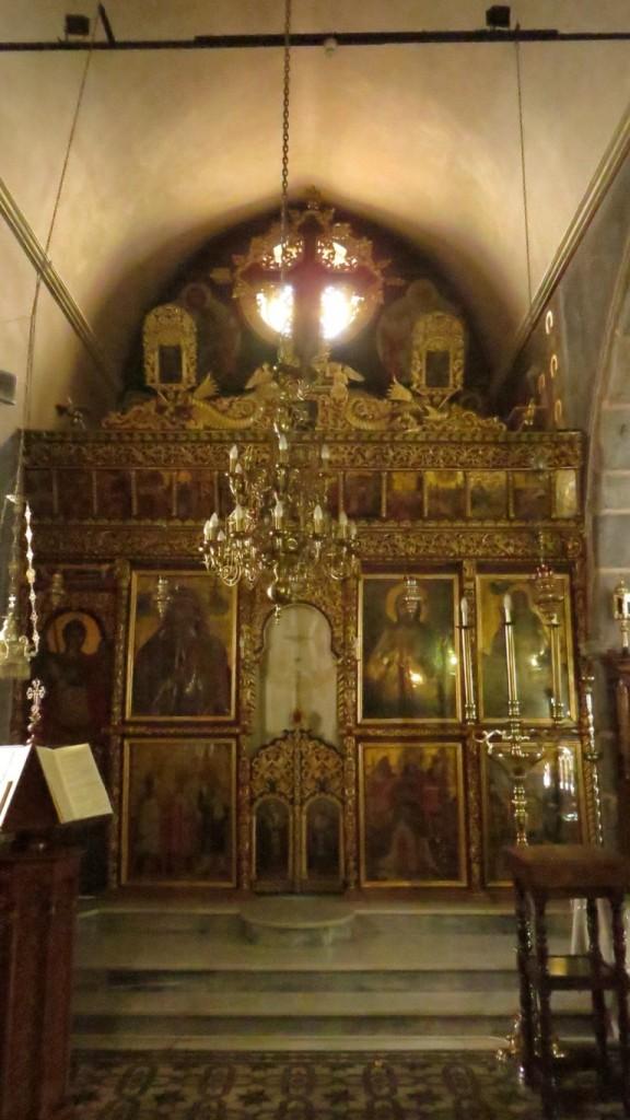 Zdjęcia: Mochos, Kreta, kościół Zwiastowania NMP, GRECJA