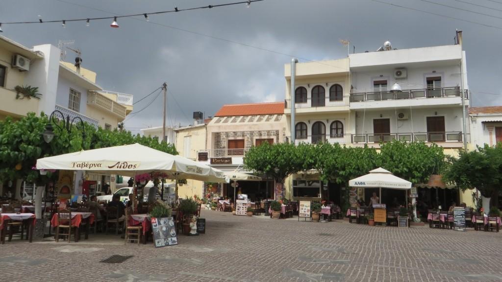 Zdjęcia: Mochos, Kreta, rynek w Mochos, GRECJA