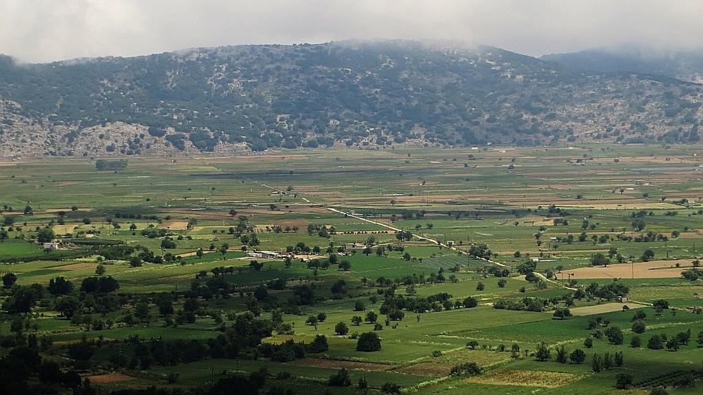 Zdjęcia: trasa Mochos - jaskinia Zeusa, Kreta, kreteńskie pejzaże, GRECJA