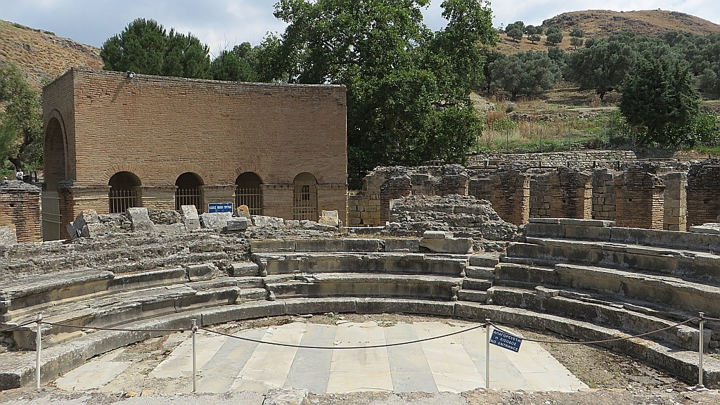 Zdjęcia: Gortyna, Kreta, ruiny starożytnej Gortyny, GRECJA
