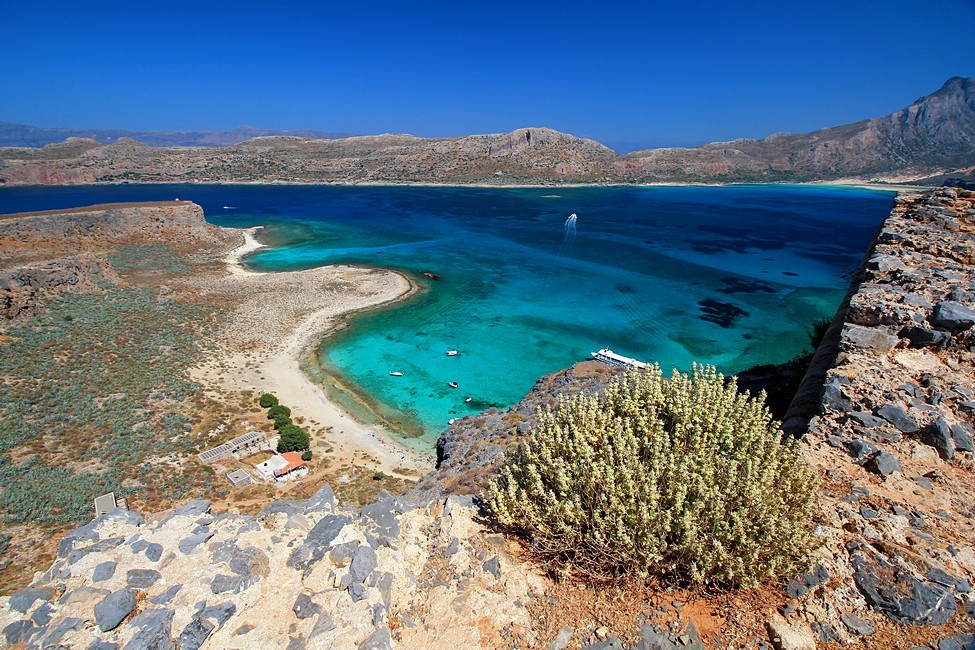 Zdjęcia: Balos, Kreta, Gramvousa, GRECJA