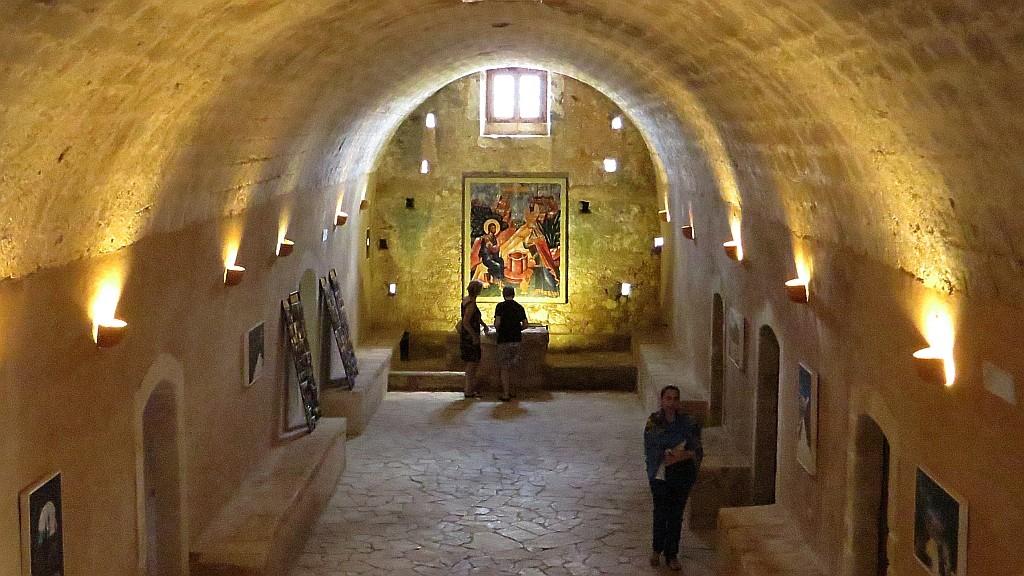 Zdjęcia: okolice Rethimnonu, Kreta, monastyr Arkadi, GRECJA