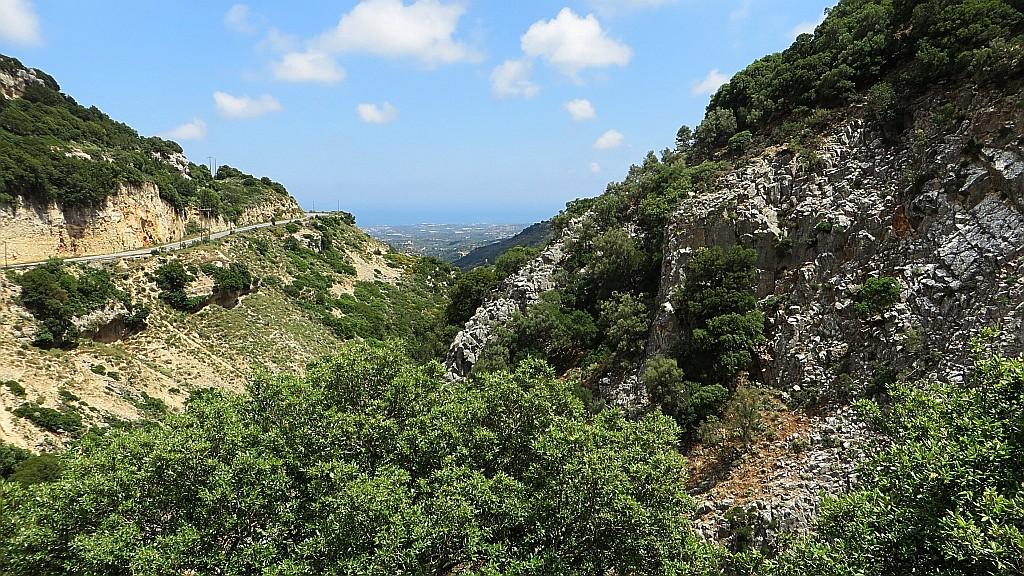 Zdjęcia: okolice Rethimnonu, Kreta, kreteńskie pejzaże, GRECJA