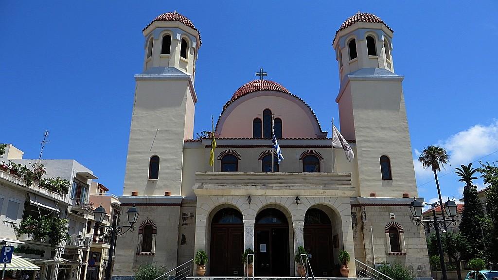 Zdjęcia: Rethimnon, Kreta, katedra, GRECJA