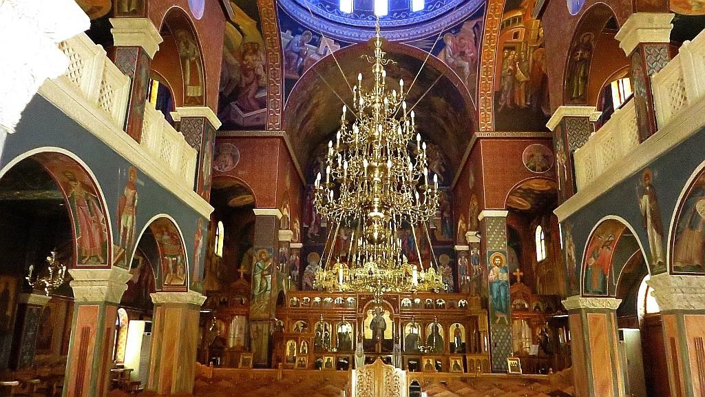 Zdjęcia: Rethimnon, Kreta, katedra , GRECJA