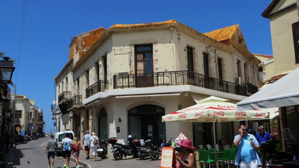 Zdjęcia: Rethimnon, Kreta, stare miasto, GRECJA