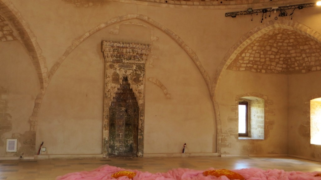 Zdjęcia: Rethimnon, Kreta, twierdza wenecka - meczet Ibrahima, GRECJA