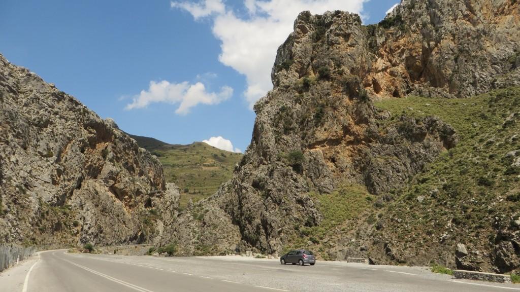 Zdjęcia: wąwóz Kourtaliotiko, Kreta, wąwóz Kourtaliotiko, GRECJA