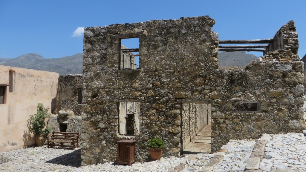 Zdjęcia: klasztor Preveli, Kreta, klasztor Kato Preveli, GRECJA