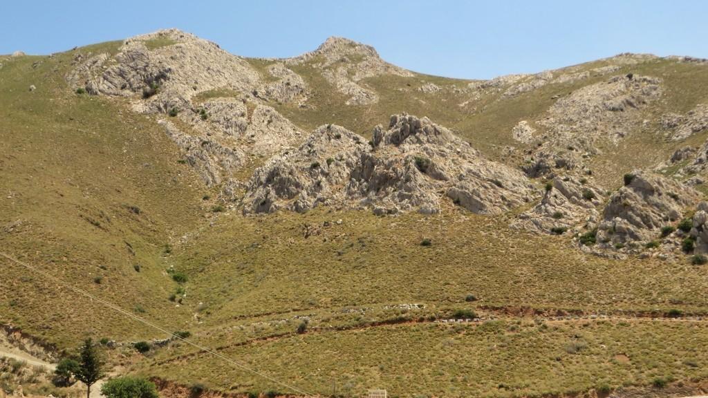 Zdjęcia: okolice klasztoru Preveli, Kreta, kreteńskie pejzaże, GRECJA